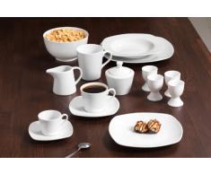 Ritzenhoff & Breker Primo / 097245 Sucrier et pot à lait 2 pièces