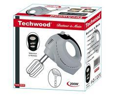 Techwood TMM-8006 Batteur à Main