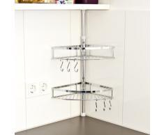 Tag re de cuisine acheter tag res de cuisine en ligne - Etagere telescopique cuisine ...