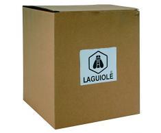 Laguiole - Seau à Champagne avec Poignées Ergonomiques - Acier Inoxydable