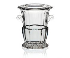 "Seau à glace, refroidisseur de bouteille, collection ""OPERA"",transparent, 26,5 cm, cristal (GERMAN CRYSTAL powered by CRISTALICA)"