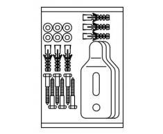Roca AV0017500R Kit vis à têtes urinoir Mural d'eau des urinoirs-plusieurs séries