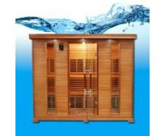 Sauna infrarouge LUXE 5 - 5 places
