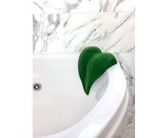 Outlook Design LOTO Coussin de baignoire appui-tête, Vert foncé