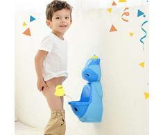 YANFEI Boy Urinoir mural Urinoir, Appareil urinaire Formation Enfant, Forme Vivid, protection de l'environnement matériel, sécuritaire et sain