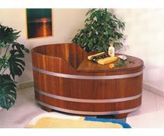 baignoire bois acheter baignoires bois en ligne sur livingo. Black Bedroom Furniture Sets. Home Design Ideas