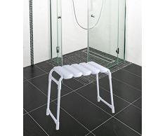 Cornat SLBH00 Safeline Tabouret de baignoire de sécurité Blanc