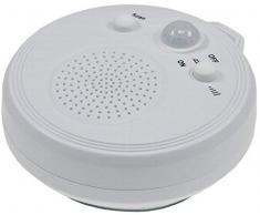 Chilitec 'Radio de douche CT DR2 avec capteur PIR ventouse Radio FM Portable étanche