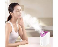 GOODSKY Vapeur Visage Sauna Facial - Appareil à vapeur pour le visage Nano Ionic électrique Thermal Spa Facial Sauna Mist vapeur et de vapeur inhalateur