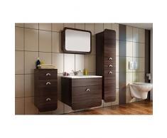 FOREST salle de bain complete chene sonoma
