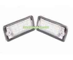 KFZTEILESCHNELLVERSAND24 585125 Éclairage De Plaque Minéralogique À LED