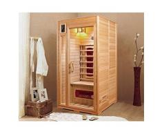 Sauna infrarouge Tyrion - 1 place