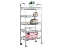 chariot salle de bain acheter chariots salle de bain en ligne sur livingo. Black Bedroom Furniture Sets. Home Design Ideas