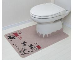 2224as tapis de toilette sans obstacle Okunaga KE-2 3 Marche chat (japon importation)