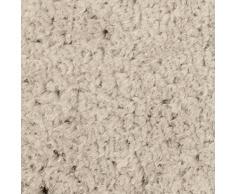 Tapis de bain casa pura® série PREMIUM | certifié Oeko-Tex 100 - poils très doux | tailles et couleurs au choix - beige 60x100cm