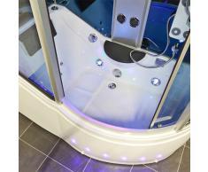 Cabine de douche Cabine de bain à vapeur gt8059l 1700 mm.