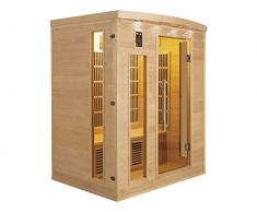Sauna Infrarouge APOLLON - 4 Places