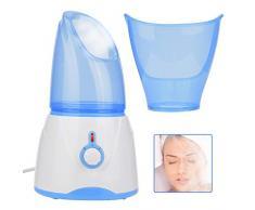 Appareil facial pour sauna facial, appareil r pour le visage Professional Nano Ionic, Humidificateur chaud pour le soin de la peau et le nettoyage des pores, Hydratant nettoyant