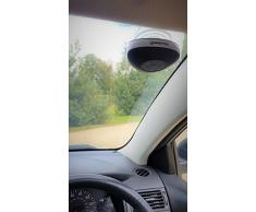 Bassface Car Audio Bass Face Btsw. 1 Bluetooth de voiture mains libres radio FM Haut-parleur de douche étanche Blanc