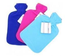 comfisure thermoplastique Bouillotte avec housse en polaire