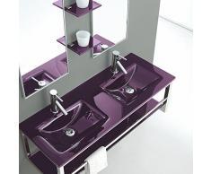 Lavabo en verre » Acheter Lavabos en verre en ligne sur Livingo