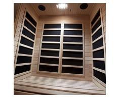 Sauna infrarouge Sansa - 2 places