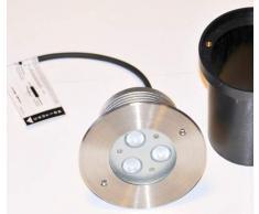 Projecteur LED IP67 pour douche et douche (Montage au plafond) vapeur