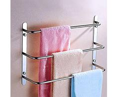porte serviette mural salle de bain