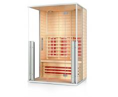 Cabine infrarouge Menorca, chaleur Cabine de sauna, cabine de sauna infrarouge chauffant