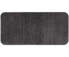 GELCO Design 707257 Tapis de Bain Sweet Gris 50 x 100 cm