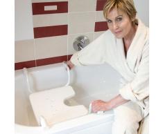 Russka Aluminium Siège de baignoire