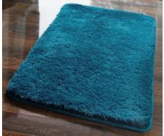 Opal Dyckhoff 0900527489 489 Tapis de bain Bleu pétrole 50x80 cm