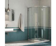 cabine de douche circulaire acheter cabines de douche. Black Bedroom Furniture Sets. Home Design Ideas