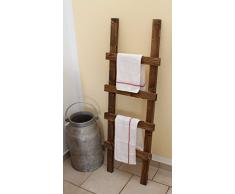 Chelle porte serviette acheter chelles porte serviette - Echelle bambou porte serviette ...