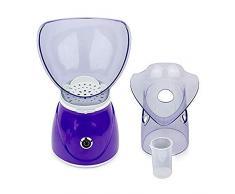 Hongcao Mûrier à La Maison Facial De Vapeur De Station Thermale, Traitement Facial De Pores De Sauna De Vapeur De Maison(Purple)