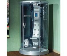 Cabine de douche acrylique | vapeur douche | couleur : blanc