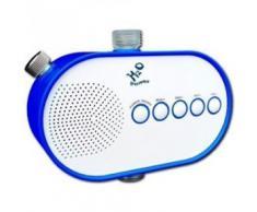 Radio à eau pour douche