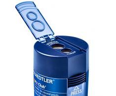 Staedtler - 512 - Noris club - Blister de 1 taille-crayons - 2 usages avec réservoir