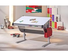 Bureau inclinable pour enfant coloris hêtre design