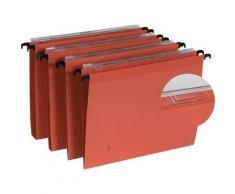5 Star 917634 Dossiers suspendus pour tiroir de 39 cm, lot de 25 pièces