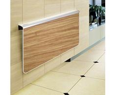 Etagere murale rabattable affordable etagre murale tagre - Fabriquer une table murale rabattable ...