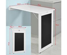 bureau rabattable acheter bureaux rabattables en ligne sur livingo. Black Bedroom Furniture Sets. Home Design Ideas