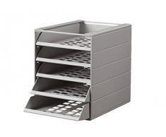 Durable Idealbox Basic 5 1712003050 Trieur à courrier Gris 1 pièce (Import Allemagne)