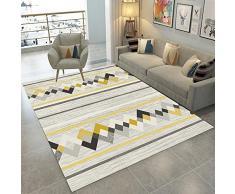 Simple chambre moderne boutique complète table basse canapé bureau tapis rectangulaire 60 * 90CM
