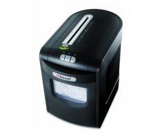 Rexel Mercury REM723 Destructeur de documents coupe micro P-5, 7 feuilles à la fois, compatible CD