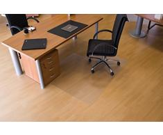 """RS OFFICE Tapis protège-sol """"Ecogrip"""" 1200 x 1500 mm"""