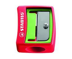 Crayon de coloriage - STABILO woody 3in1 - Taille-crayon avec sécurité enfant