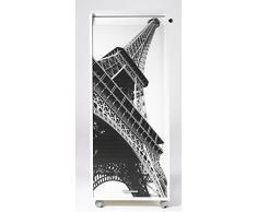 Caisson mobile à rideau - ORGA 110 - Paris - Tour Eiffel - Blanc