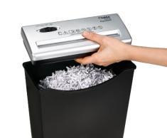 Dahle 22016-11100 Destructeur de papier Découpe en fines lamelles de 7 mm