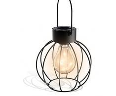 Lanterne solaire Atria, éclairage firefly